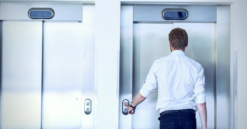 Instalação e modernização de elevadores