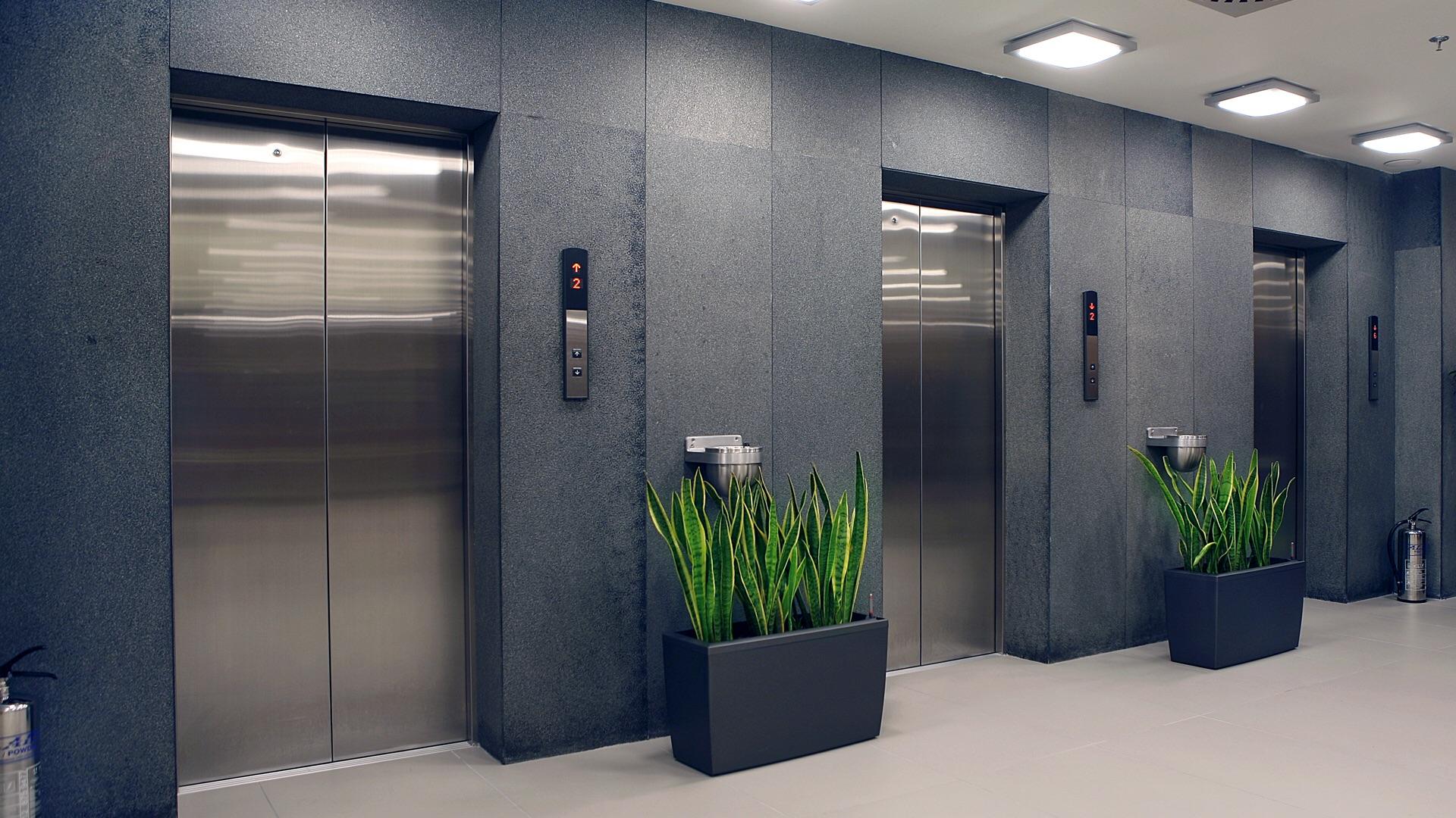 Venda de elevadores no Rio de Janeiro