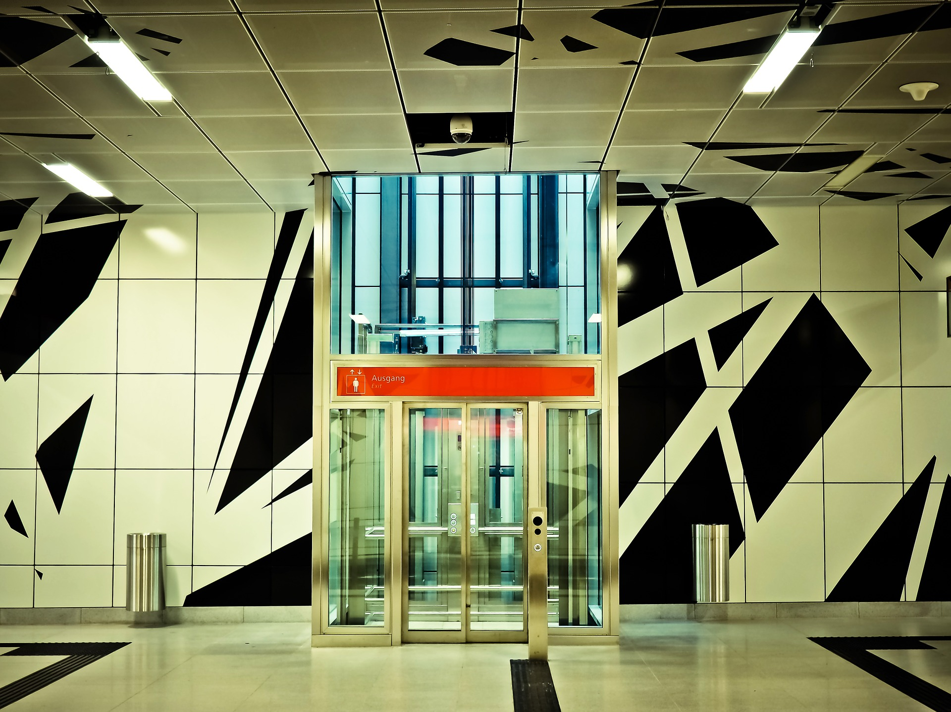 Instalação de elevadores no Rio de Janeiro