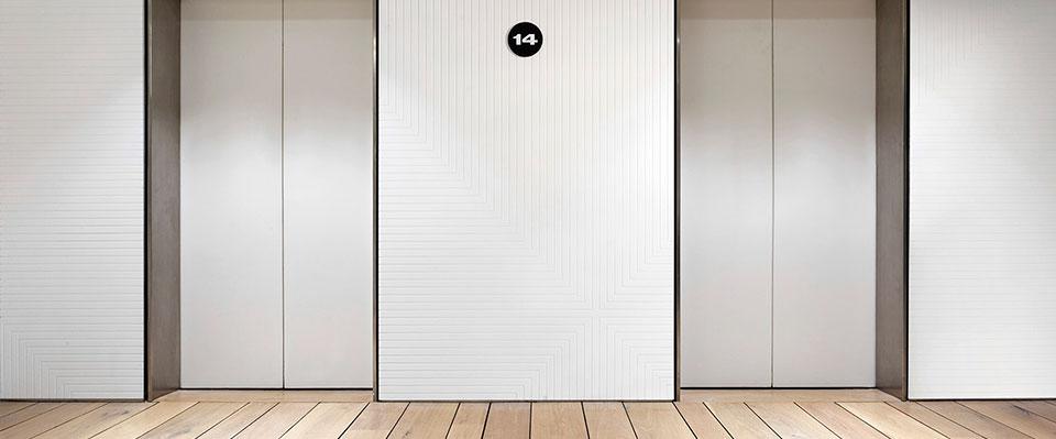 Venda e manutenção de elevadores